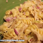 buffalo ranch chicken pasta salad