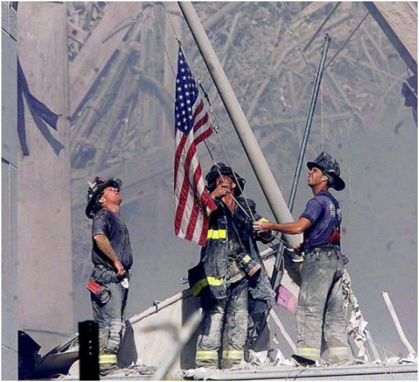 9-11-Firefighters-Flag