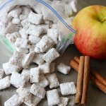 apple pie spice puppy chow